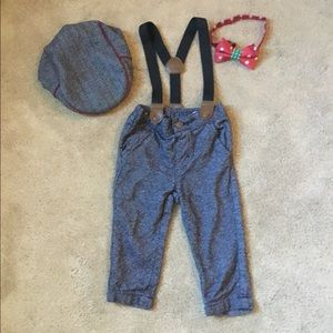 Baby boy Holiday outfit set
